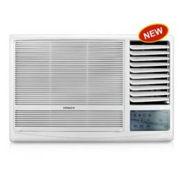 Hitachi KAZE Reidan 1.5 TR  Hot and Cold - RAW018KTH Window AC