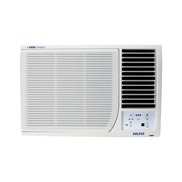 Voltas 182 dy 1 5 ton 2 star window air conditioner for 2 ton window air conditioner