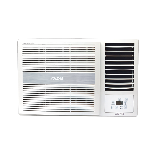 Voltas 185 ly 1 5 ton 5 star window air conditioner for 1 ton window a c