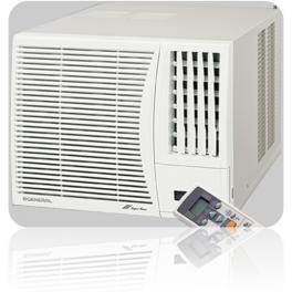 O'General  AKGA09AATB 0.75 Tr 1 Star Window Air Conditioner