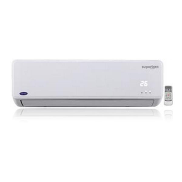 Carrier superia plus 1 5 ton inverter split air conditioner for 1 5 ton window ac watts