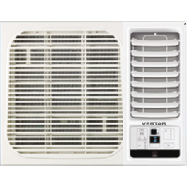Vestar VAW12F12F9T  1 Ton 3 Star Window  Air Conditioner