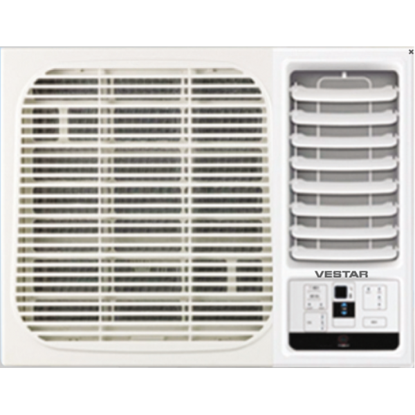 vestar vaw9f12ft 0 8 ton 2 star window air conditioner