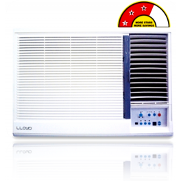 Lloyd LW19A3N 1.5 Ton 3 Star Window Air Conditioner.
