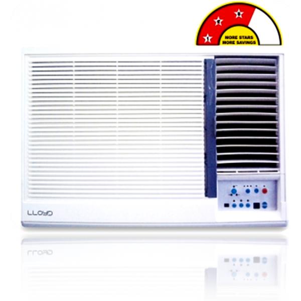 Lloyd lw19a3n 1 5 ton 3 star window air conditioner for 1 5 ton ac window