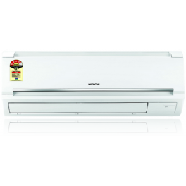 Hitachi RAU312KUDB (Logicool) 1 Ton 3 Star Split Air Conditioner.