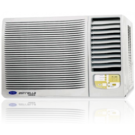 carrier window air conditioner. carrier estrella premium 1.5 ton 5 star window air conditioner