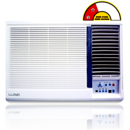 Lloyd LW19A2X 1.5 Ton 2 Star Window Air Conditioner