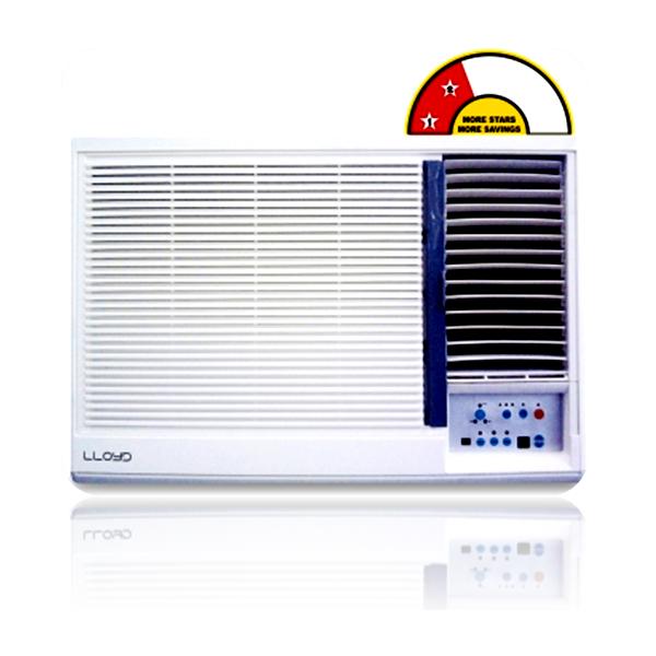 Lloyd lw19a2x 1 5 ton 2 star window air conditioner for 2 ton window air conditioner