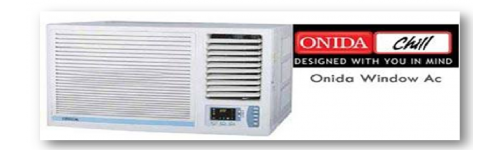 Onida Window AC