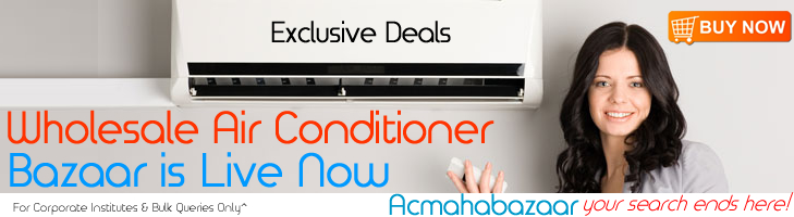 Wholesale air conditioner Dealer India- Online AC Deals - Bulk AC dealer