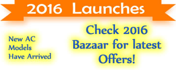 2016 SPECIAL OFFERS ON AIR CONDITIONER AT ACMAHABAZAAR