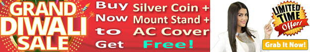 Buy to win Free gifts with every AC