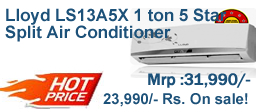 Llyod  split ac cheapest online