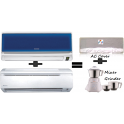 Samsung AR12HC5ECLZ  Plus Daikin FTYN50JXV1 H&C Split AC And Get Mixer Grinder And Ac Cover