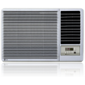 LG LWA3BP3A (L-BLISS PLUS) 1 Ton 3 Star Window Air Conditioner