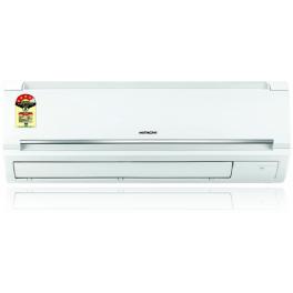 Hitachi RAU312KUDB (Logicool) 1 Ton 3 Star Split Air Conditioner.